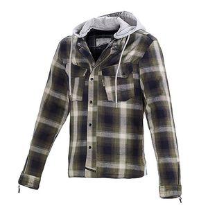 HOOD BY AIR Casual Shirts  299636 Black S