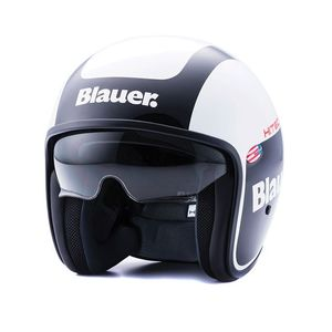 Casque PILOT 1.1 GRAPHIC G BRILLANT  Blanc/Noir