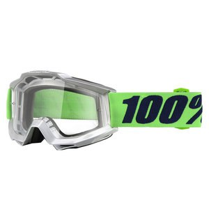 Masque cross ACCURI - NOVA CLEAR LENS 2017 Gris/Vert
