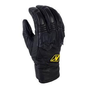 Gants ADVENTURE SHORT  Black