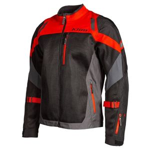 Blouson INDUCTION  Black/Red