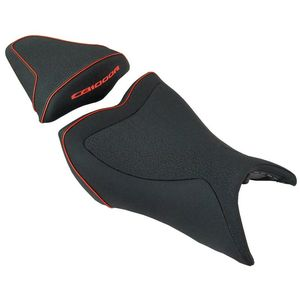 Selle confort Ready  Rouge