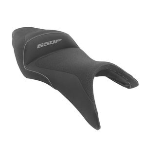 Selle confort Bagster Ready Argent