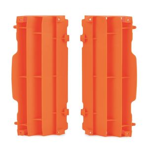 Protection de radiateur COULEUR ORANGE