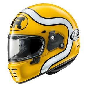 Casque CONCEPT-X HA  Yellow