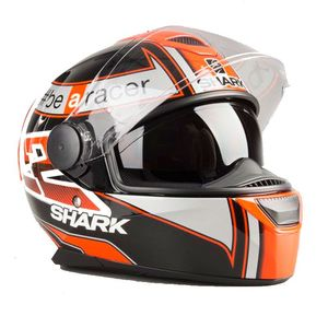 Shark HE4022 D-Skwal Dharkov Casque De Moto Road Racing Moto