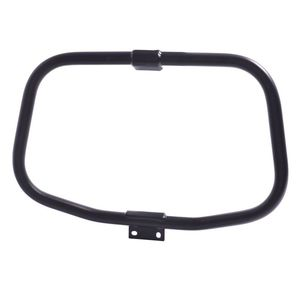 Pare-carter Fat bars diamètre 32 mm  Noir