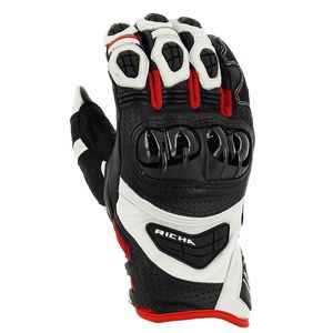Gants Richa Stealth - Black White
