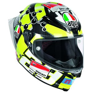 Casque PISTA GP R - IANNONE 2016  Multicolore