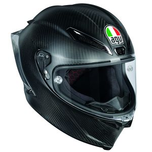 Casque Agv Pista Gp R - Matt Carbon