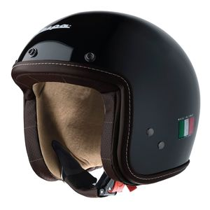 Casque P-XENTIAL GLOSSY  Noir