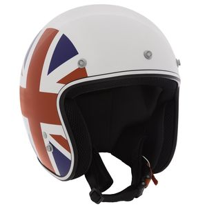 Casque NAZIONI 2.0 UK  Bleu/Blanc/Rouge