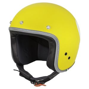 Casque VESPA COLORS  Jaune