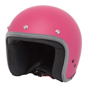 Casque VESPA COLORS  Fuchsia