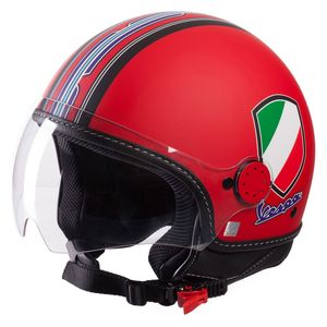 Casque V-STRIPES  Rouge