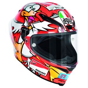 Casque Agv Corsa - Iannone Winter 2016 Limited Edition