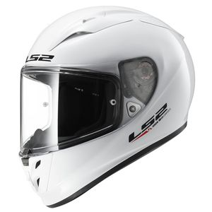 Casque FF323 ARROW R EVO SOLID  Blanc