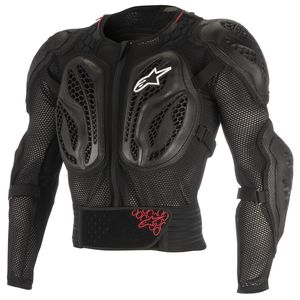 Gilet BIONIC ACTION 2021 Black/Red