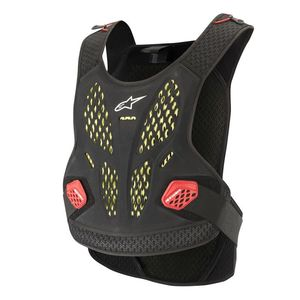 Plastron SEQUENCE CHEST PROTECTOR 2019 Anthracite Red