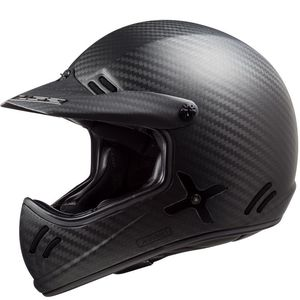 Casque XTRA SINGLE MONO MATT CARBONXTRA  Matt Carbon