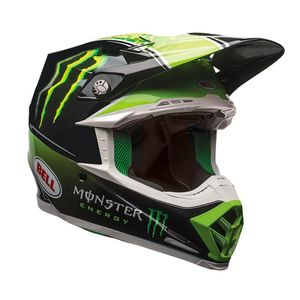 Casque Cross Bell Moto-9 Mips Tomac Replica 17.2 2018