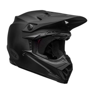 Casque Cross Bell Moto-9 Mips District Noir Mat 2018