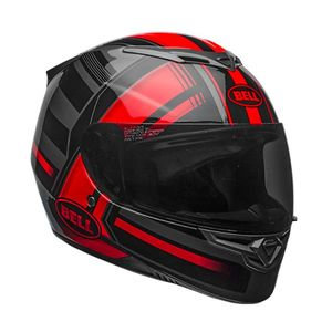 Casque RS-2 TACTICAL  Rouge/Black/Titanium