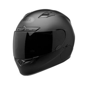 Casque QUALIFIER DLX - BLACKOUT  Noir mat