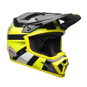 Casque Cross Bell Mx-9 Mips Marauder Hi-viz 2018
