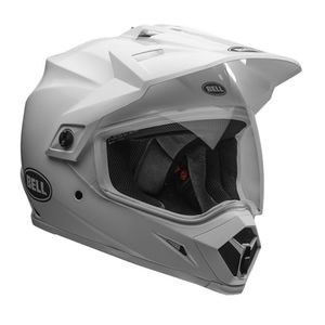 Casque Bell Mx-9 Adventure Mips Blanc