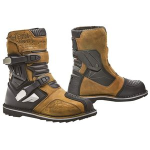 Bottes cross TERRA EVO LOW 2019 Marron