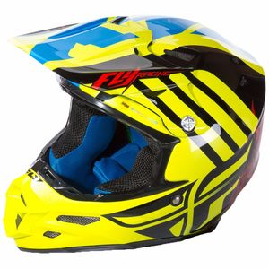 Casque cross F2 CARBON MIPS - REPLICA WESTON PEICK - 2018 Noir/Jaune