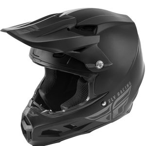 Casque cross F2 CARBON MIPS - SOLID - MATTE BLACK 2020 Matte Black