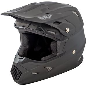 Casque cross TOXIN MIPS - SOLID - MATTE BLACK ENFANT  Matte Black