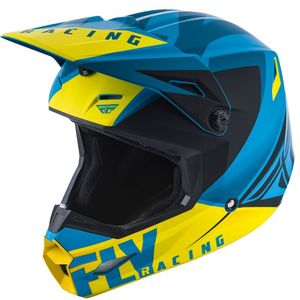 Casque Cross Fly Elite - Vigilant - Blue Black 2019