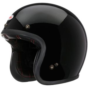 Casque CUSTOM 500 - SOLID GLOSS  Noir