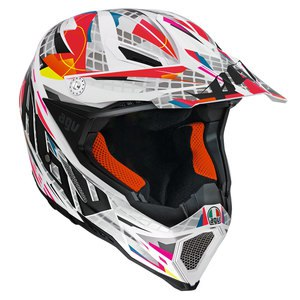 Casque Cross Agv Ax8 Evo Whip 2017