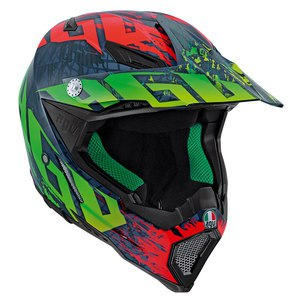 Casque Cross Agv Ax-8 Carbon - Nohander 2018