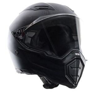 Casque AX-8 NAKED CARBON - FURY  Black