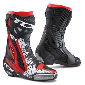 Bottes RT RACE PRO AIR - BLACK RED WHITE  Black Red White