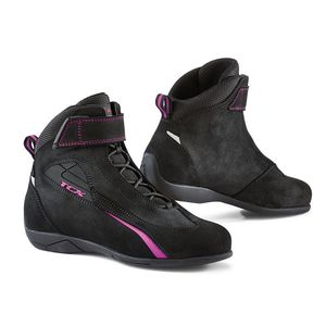 Baskets LADY SPORT  Noir/Rose