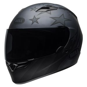 Casque QUALIFIER HONOR  Titane/Noir