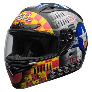 Casque QUALIFIER DLX MIPS DEVIL MAY CARE  Gris