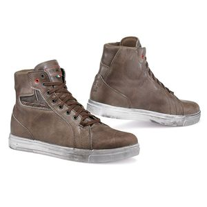 Chaussures STREET ACE COFEE BROWN WATERPROOF  Marron