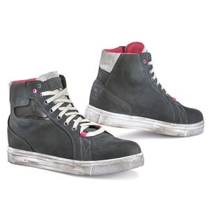 Chaussures STREET ACE LADY DARK GREY WATERPROOF  gris