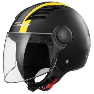 Casque Ls2 Of562 Airflow L Metropolis