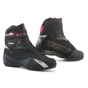 Baskets Tcx Boots Rush Lady Noir/rose Waterproof