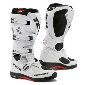 Bottes cross COMP EVO MICHELIN BLANC 2017 Blanc