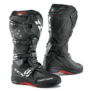 Bottes Cross Tcx Boots Comp Evo 2 Michelin Noir 2019