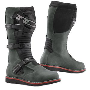 Bottes cross TERRAIN 3 WATERPROOF 2020 gris anthracite